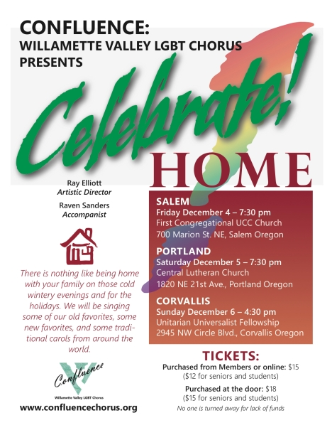 Celebrate Home poster
