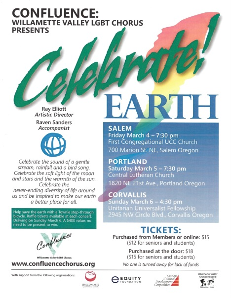 CelebrateEarthPoster
