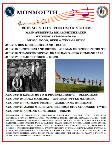2016_Music_In_The_Park_Series