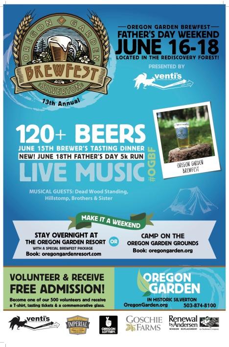 Brewfest poster 2017