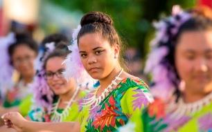 Paradise of Samoa